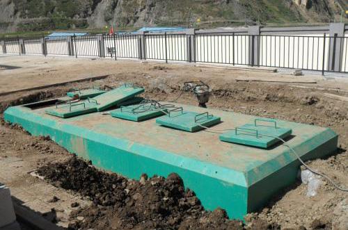 生活污水处理设备运转中需留意的细节-污水处理站-