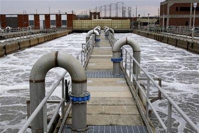 线路板厂工业废水处理工程-地埋式污水处理设备一体化化学除油器